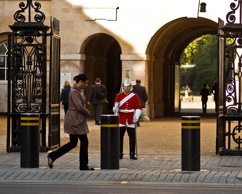 Westminster - The Horse Guard - 09-12-12