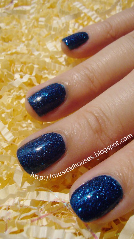nubar night sparkle nail polish glitter 3
