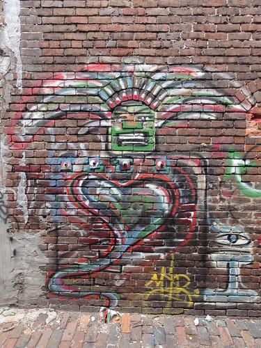 Aztec heart