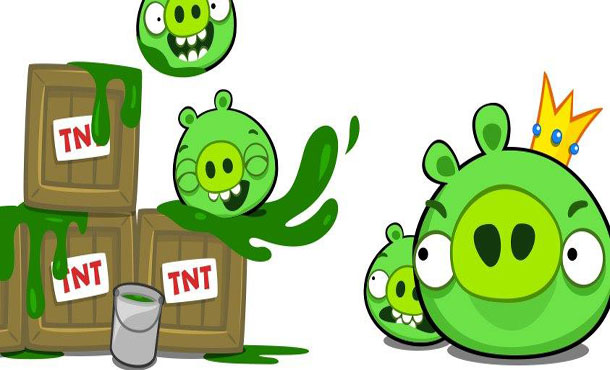 Bad Piggies First Gameplay Footage Revealed