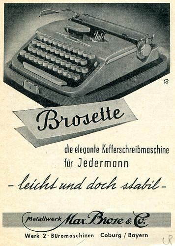 Brosette