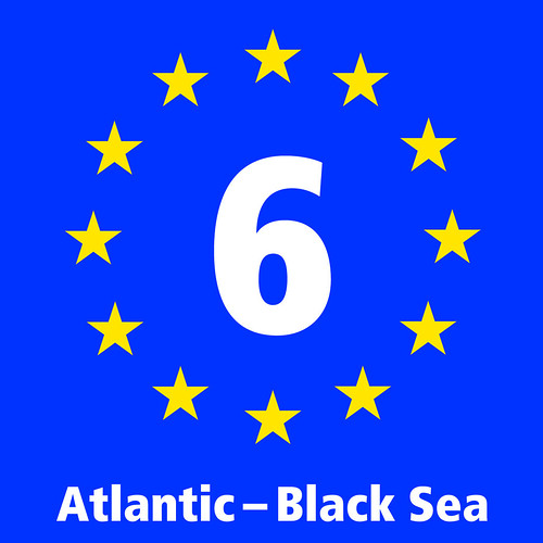 EuroVelo 6 - Atlantic - Black Sea