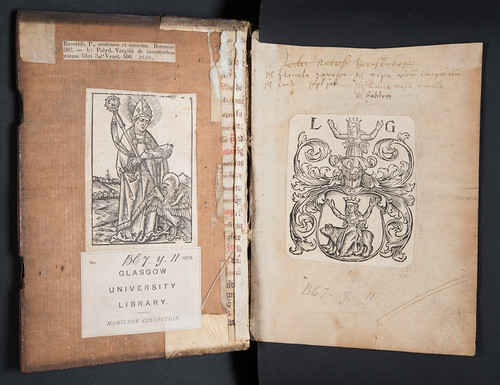 Armorial coat of arms in Grapaldus, Franciscus Marius: De partibus aedium