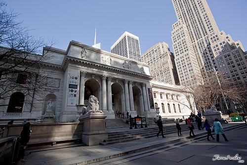 Biblioteca pública (NY)