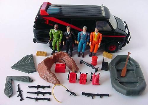 2. A-Team Van