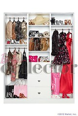 Barbie Look Wardrobe