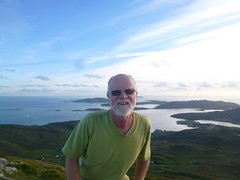 Scottish Highlands and Islands (my escape from the Paralympics)