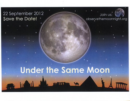 International Observe the Moon Day