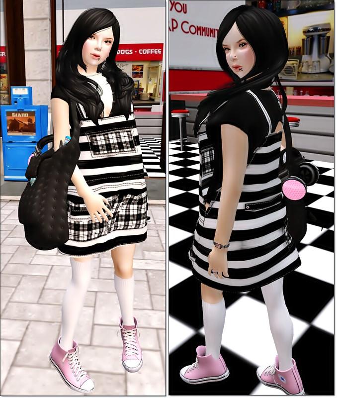 BB - Junie Outfit (mesh) 199L