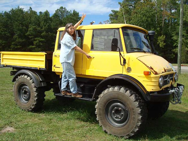 416 Unimog for Sale http://www.flickr.com/photos/irvingtonbruce/8011928556/