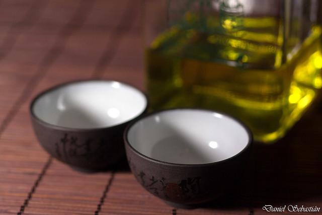 Tazas de licor Coreanas 1