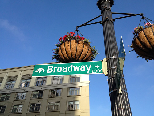 Broadway Morning