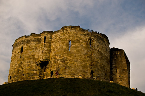 York - Tower at Dusk - 09-15-12jpg