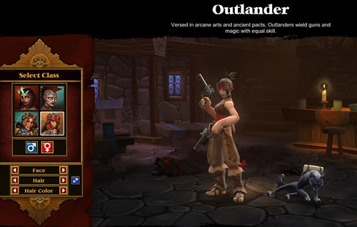 Torchlight 2 Outlander Skill Tree Guide