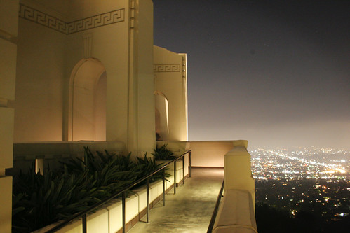 Griffith Observatory by Rice and D