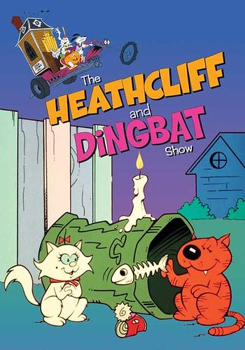 HeathcliffAndDingbatShow