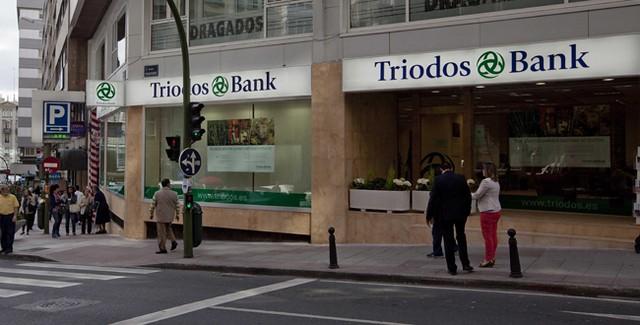 Oficina a coru a triodos bank flickr photo sharing for Oficina triodos madrid