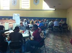 Food Justice class at Mosaic