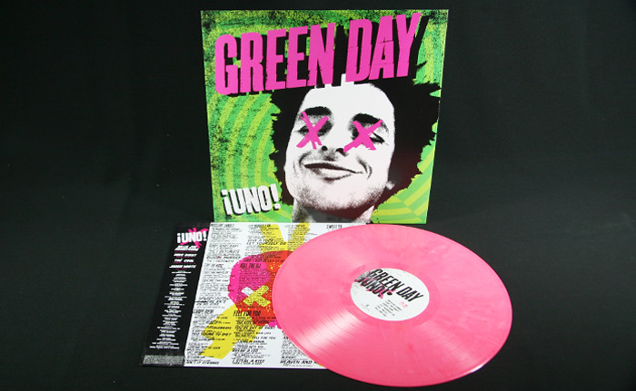 "Green Day - ""Uno"""