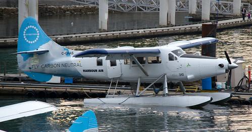 Harbour Air De Havilland Canada DHC-3T Vazar Turbine Otter C-GHAS 2