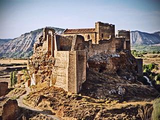 Afbeelding van Alcazaba de Zorita. guadalajara alcazaba alea zoritadeloscanes nikoncoolpixs50 bicri510000611