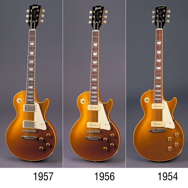Photo:Gibson 215 By Larry Ziffle