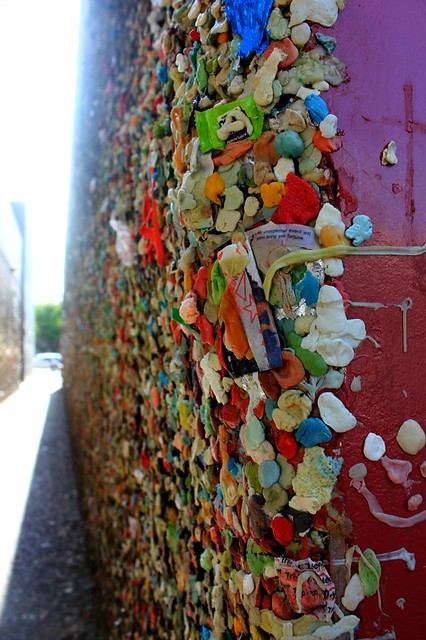 Bubble gum alley