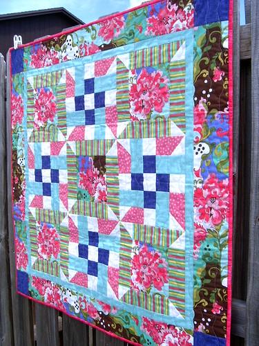 flower challenge quilt 3
