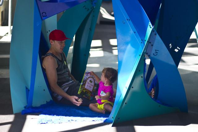 Children's Museum San Diego Aug 2012