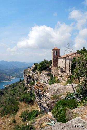 Siurana, Tarragona by Rufino Lasaosa