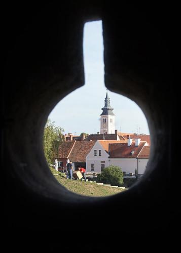 castle croatia starigrad hrvatska varaždin