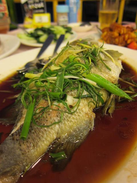 Lamma Hilton Shum Kee Seafood