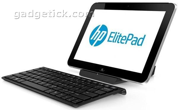 HP ElitePad 900 на Windows 8