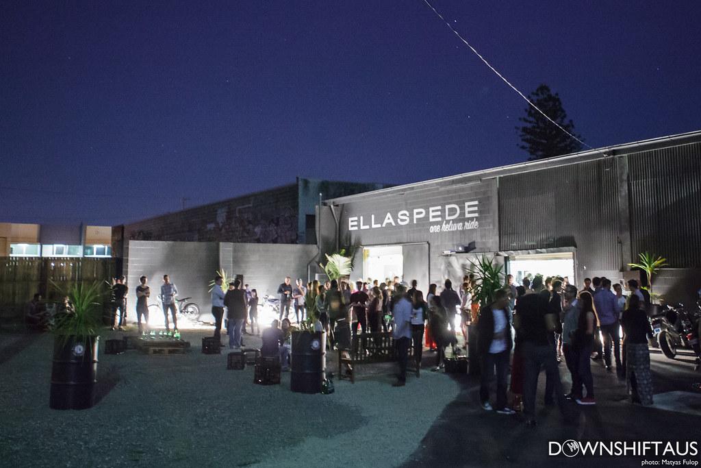 Ellaspede Store Opening