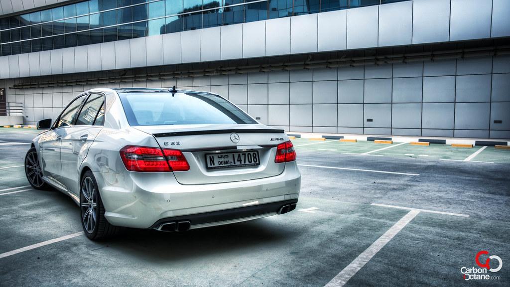 2012 Mercedes-Benz E63 AMG, an <i>AutoWeek</i> Flash Drive Car ...