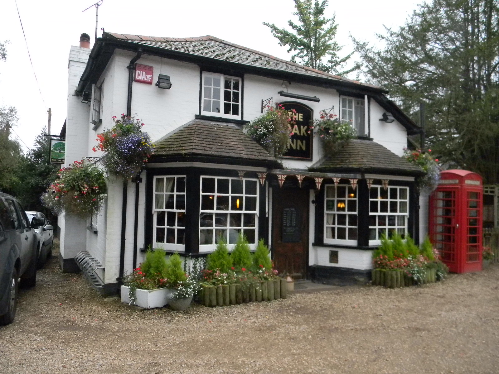 The Oak Inn Brockenhurst Circular
