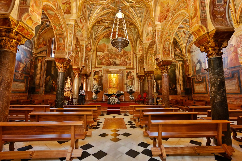 Mezquita-Catedral, The Cathedral and former Great Mosque of Córdoba, Spain - ...
