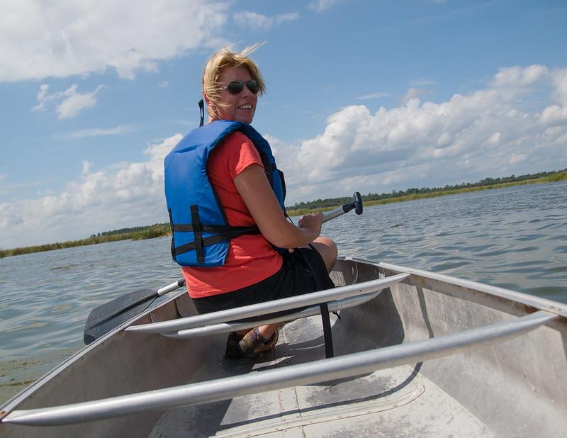De Leon Springs - Canoe
