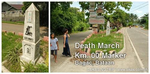 Death March Km 00 Marker in Bagac, Bataan