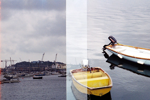 Falmouth boats by 35mm_photographs