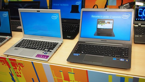 Intel ultrabooks 2