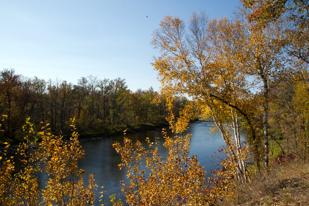 Fall Colors at St. Croix State Park
