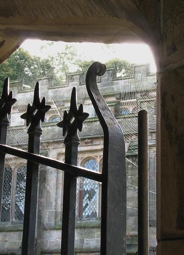 Gateway to St Winefride's Well
