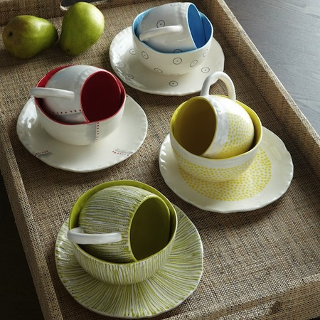 West Elm Dinnerware