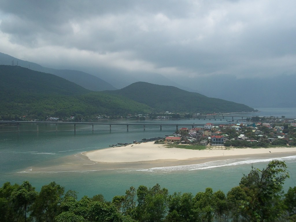 Coastal Village, Vietnam