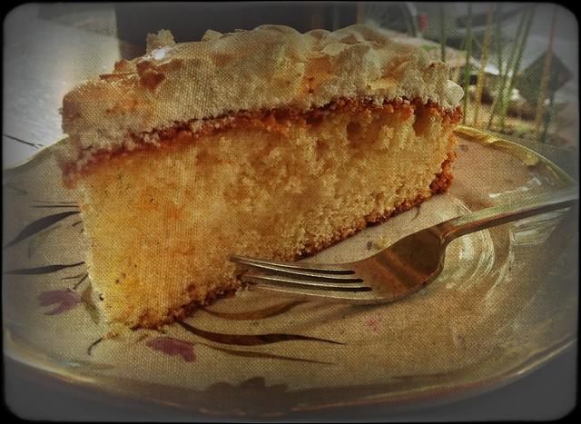 Lemon Cake at Mokalola