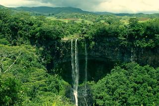 Waterfall / Mauritius