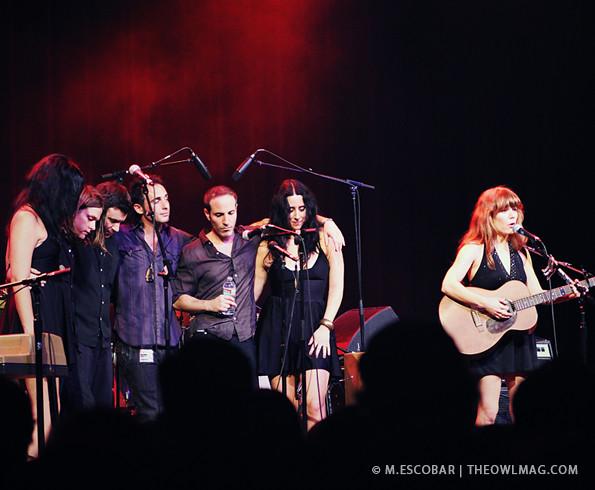 Jenny Lewis @ Fox Theater, Pomona 10/3/12