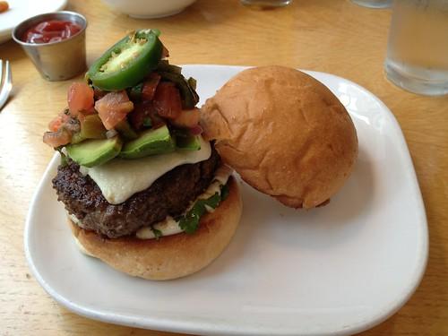 Mexican Burger, Flip Burger, Birmingham