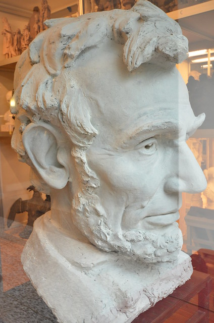 New York Historical Society Bust Of Abraham Lincoln Iden